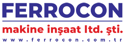 Ferrocon Makine İnşaat Ltd. Şti. Logo