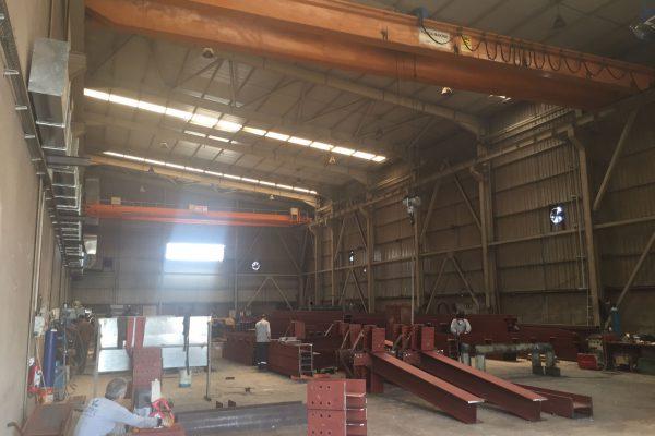 Fabrication Halls