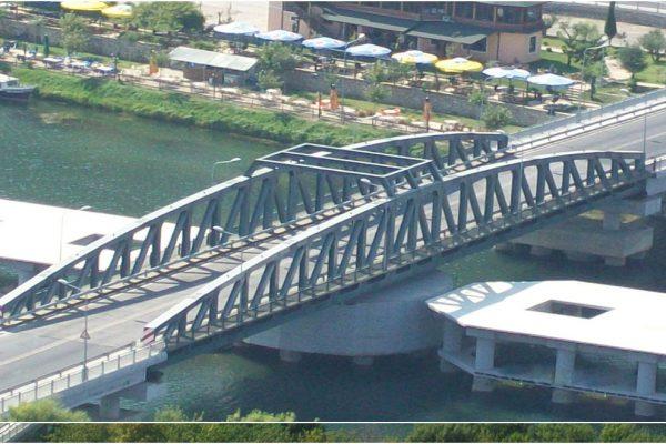 Buna Bridge Albania