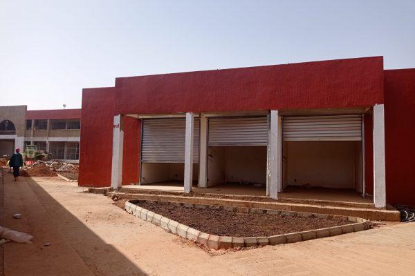 Sogea Satom Niger Doors