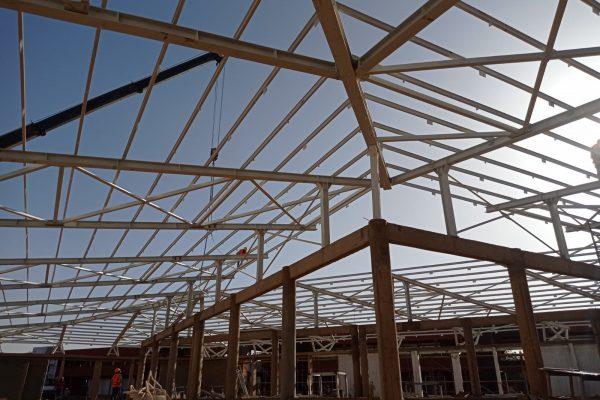 Sogea Satom Niger Steel Structure